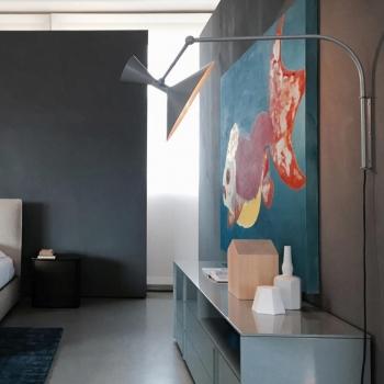 Nemo designová nástěnná svítidla Lamp de Marseille Mini
