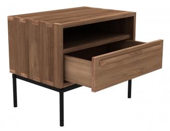Ethnicraft designové noční stolky HP Bedside Table