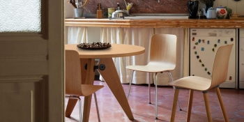 Vitra designové židle Hal Ply Tube