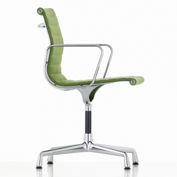 Vitra designové designové židle/ konferenční židle Aluminium Group EA 107 / EA 108