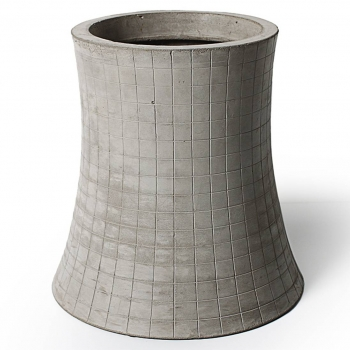 Lyon Beton designové vázy Nuclear Plant S