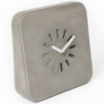 Lyon Beton designové hodiny Life in Progress