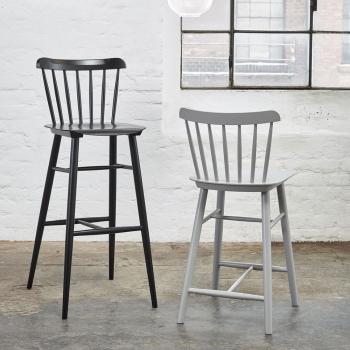 Ton designové barové židle Ironica (výška sedáku 61 cm)