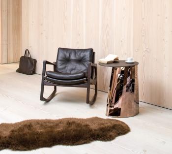 Classicon designové odkládací stolky Pli Side Table (výška 48 cm)