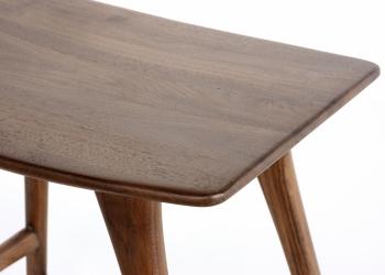 Designové odkládací stolky ETHNICRAFT Osso Stool
