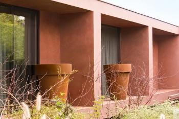 De Castelli designové květináče Delta 98