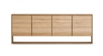 Ethnicraft designové komody Nordic Sideboard (2 dveře)