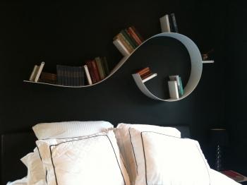 Kartell designové police Bookworm 3
