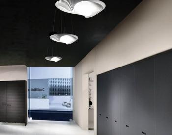 Cini&Nils designová závěsná svítidla Sestessa sospesa led