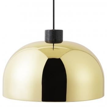 Výprodej Normann Copenhagen designová závěsná svítidla Grant Pendant (průměr 45 cm, mosaz)