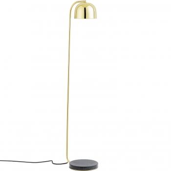 Výprodej Normann Copenhagen designové stojací lampy Grant Floor (mosaz, žula)