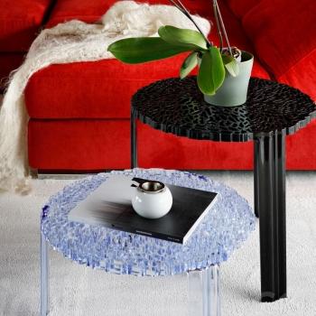 Kartell designové konferenční stoly T-Table (výška 44 cm)