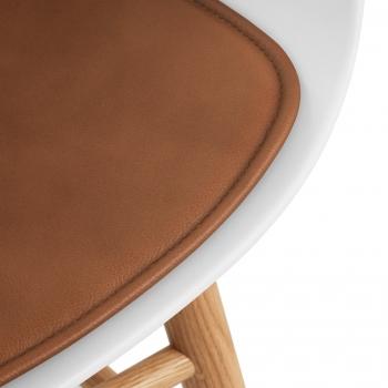 Normann Copenhagen designové židle Form Chair Steel