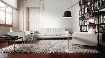 Knoll designová křesla Florence Lounge Chair