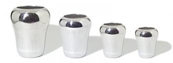 Alessi designové vázy Baba