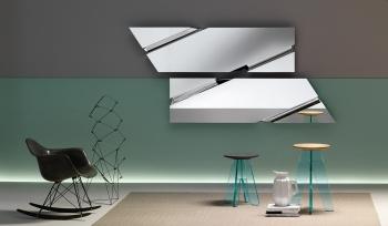 Fiam designová zrcadla Wing