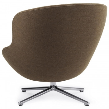 Copenhagen designové křesla Hyg Lounge Chair Low