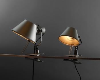 Artemide designová závěsná svítidla Tolomeo Pinza