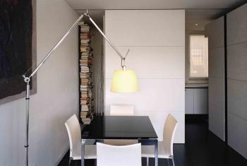 Artemide designové stojací lampy Tolomeo Mega Terra