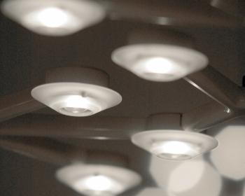Artemide designová stropní svítidla Led Net Circle Soffitto