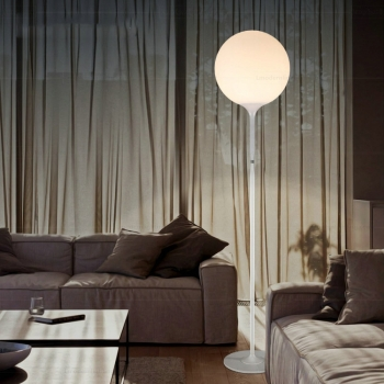 Artemide designové stojací lampy Castore Terra
