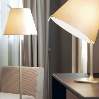 Artemide designové stojací lampy Melampo Terra