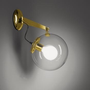 Artemide designová nástěnná svítidla Miconos Parete