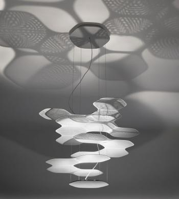 Artemide designová závěsná svítidla Space Cloud