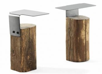 Mogg designové odkládací stolky Beam