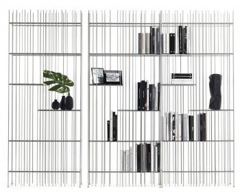 Mogg designové knihovny Metrica A