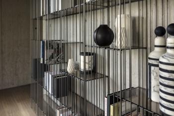 Mogg designové knihovny Metrica C