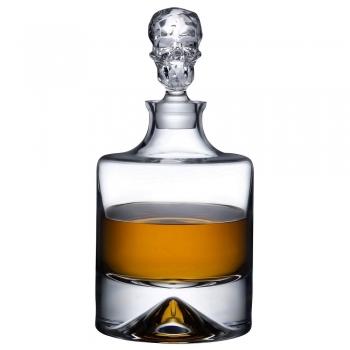 Nude designová karafa Shade na whisky