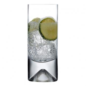 Nude designové sklenice na vodu High Ball Glasses No.9