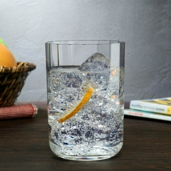 Nude designové sklenice na vodu Long Drink Neo