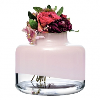 Nude designové vázy Magnolia Low