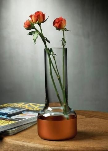 Nude designové vázy Contour Low