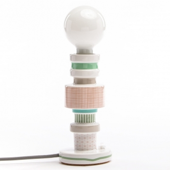 Seletti designové stolní lampy Moresque Tavolo