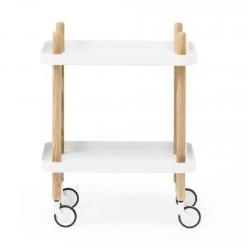 Normann Copenhagen designové servírovací stolky Block Table