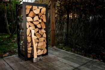 Weltevree designové zásobníky na dřevo Woodstock
