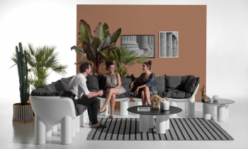 Plust sedačky Atene Sofa Corner