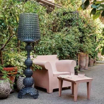 Kartell designové zahradní stoly Bubble Club