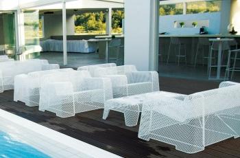 Designové zahradní sedačky Ivy Sofa