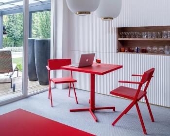 Emu designové jídelní židle Mia Armchair