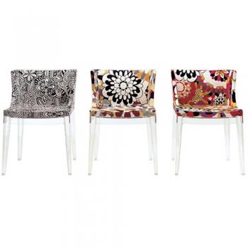 Kartell designové židle Mademoiselle