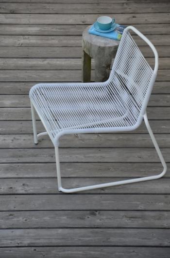 Jan Kurtz designová zahradní křesla Lido