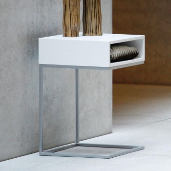 Jan Kurtz designové noční stolky Dina light