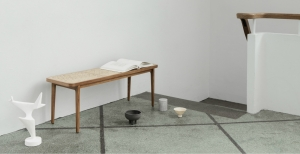 Norr 11 designové lavice Le Roi Bench