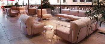KARTELL konferenční stoly Invisible Low Table