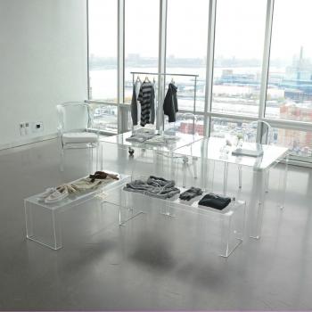 KARTELL konferenční stoly Invisible Side