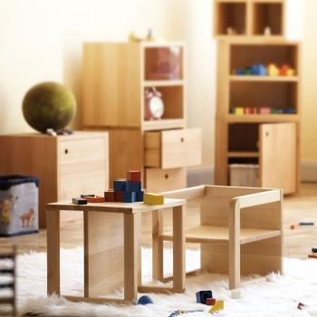 Jan Kurtz designový dětský nábytek Hugo